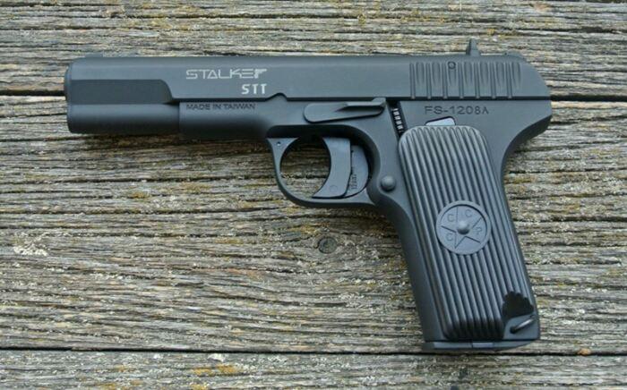 Отличный пистолет для упражнений в стрельбе. /Фото: neva-target.ru.