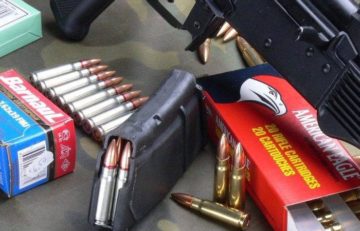 Сверху можно увидеть пять последних патронов. /Фото: all4shooters.com.
