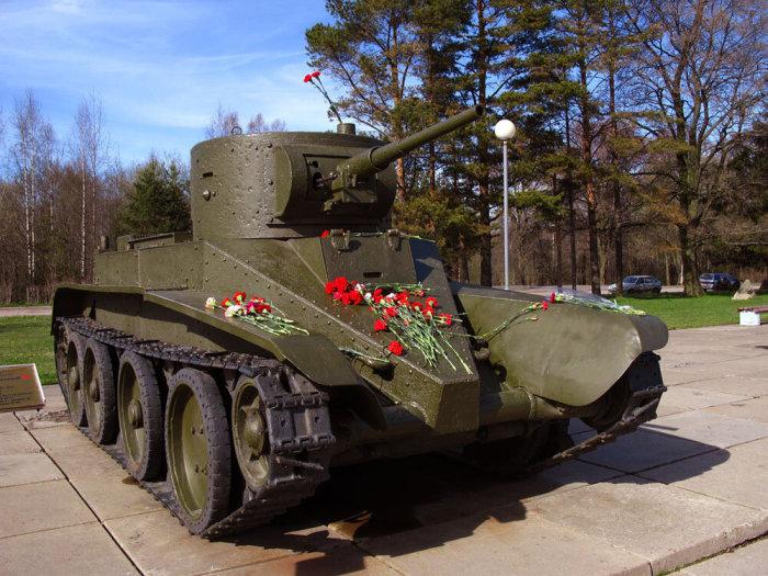 Использовался в начале войны. /Фото: yandex.uz.