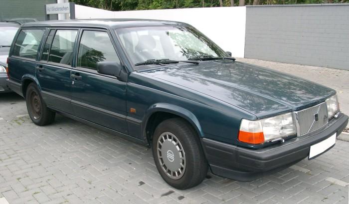 Volvo 940 стал одной из первых бандитских иномарок.