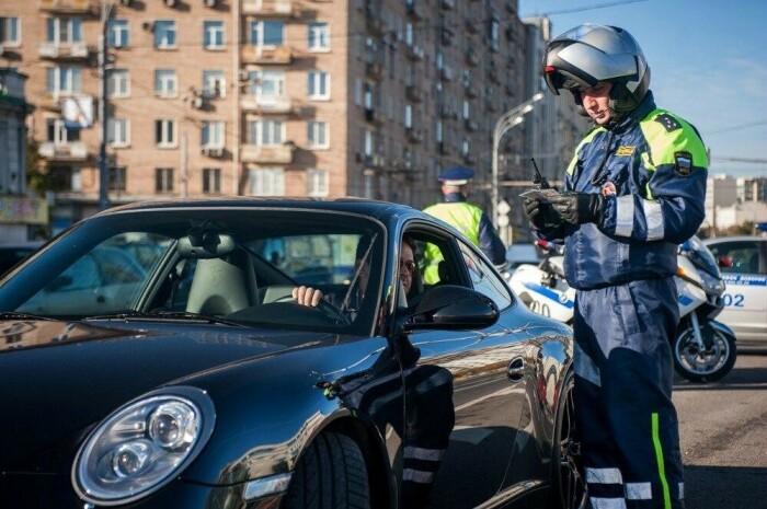 Полиция может потребовать себе машину. /Фото: ok.ru.
