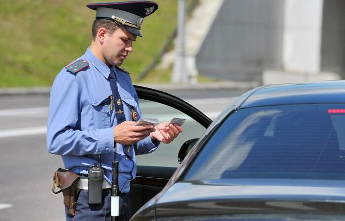 Полицейских в этом случае защищает закон. /Фото: autosoren.ru.