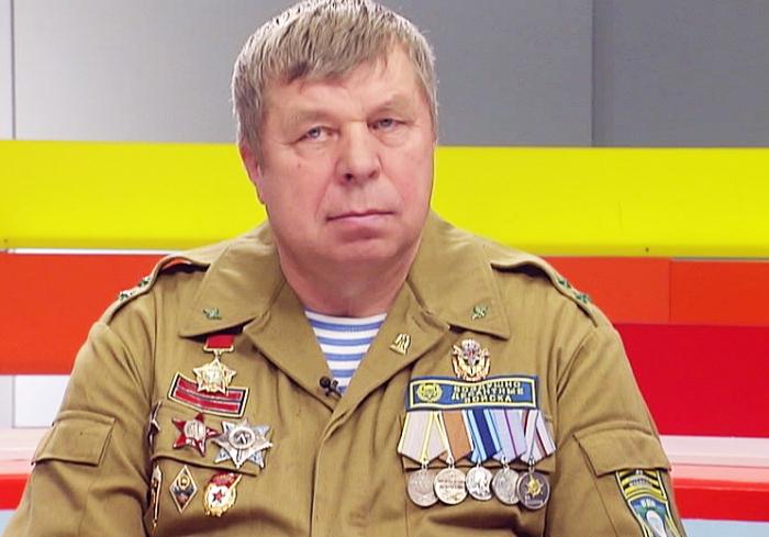 Александр Михайлович Метла. /Фото: ctv.by.