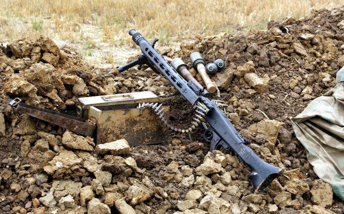 Оружие отнюдь не на столько круто, как кажется. /Фото: w-dog.ru.