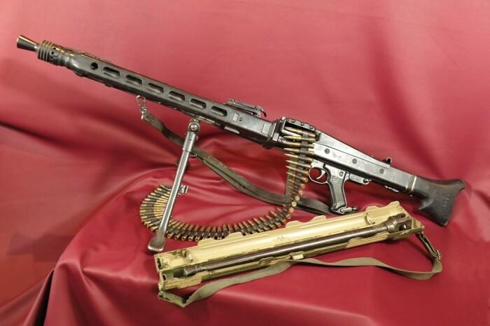 Пулемет был непростым в обслуживании. /Фото: sulleormedeinostripadri.it.