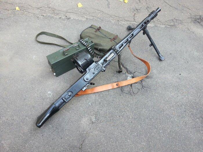 Вермахту пулеметов не хватало. /Фото: reibert.info.
