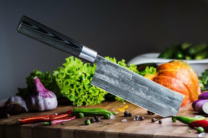 Японские ножи отличные. /Фото: samura.ru.