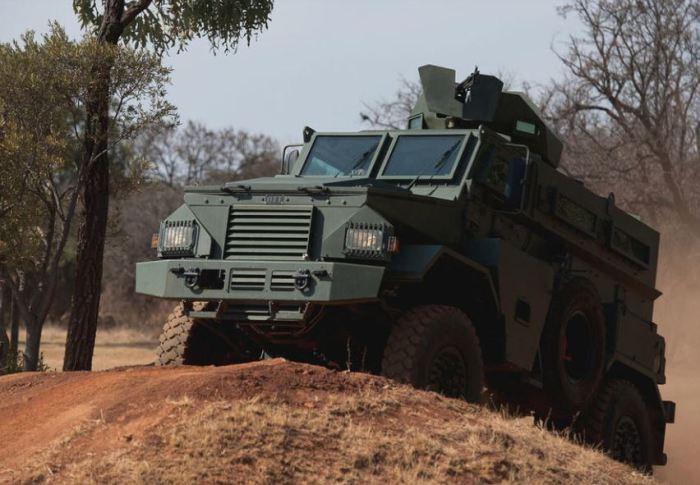 Puma M26-15 пользуется спросом в Африке.