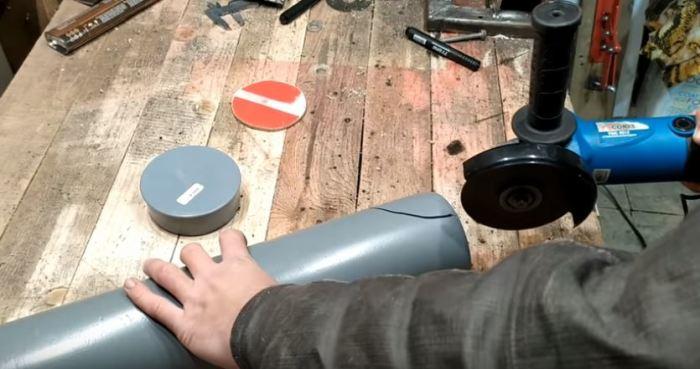 Выполняется обрезка. /Фото: youtube.com.