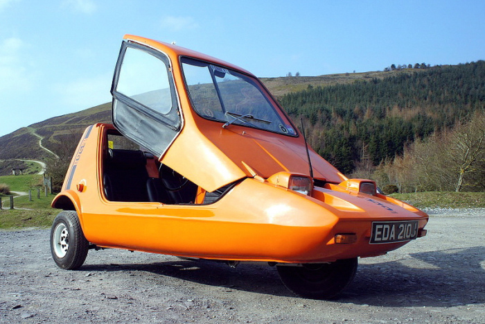 Экзотический Bong Bug 700E.