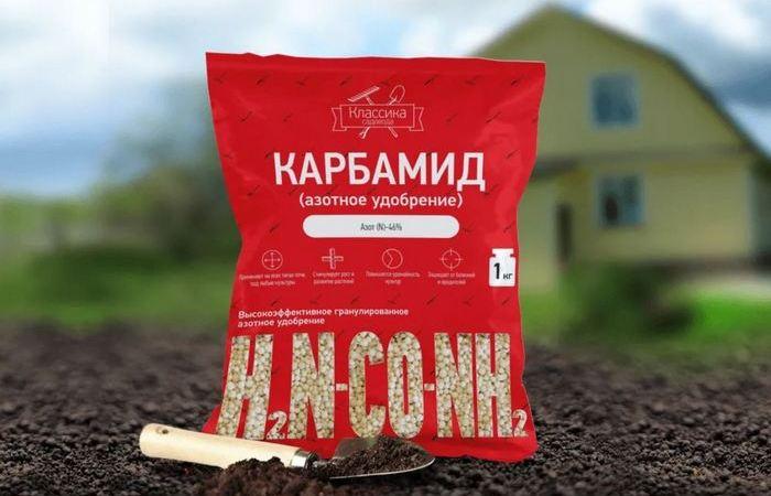 Карбамид или мочевина - очень популярное удобрение. /Фото: udobreniya.net.