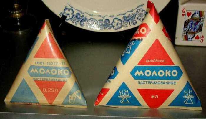 В конце 1950-х годах упаковка попала в СССР. /Фото: urapress.com.