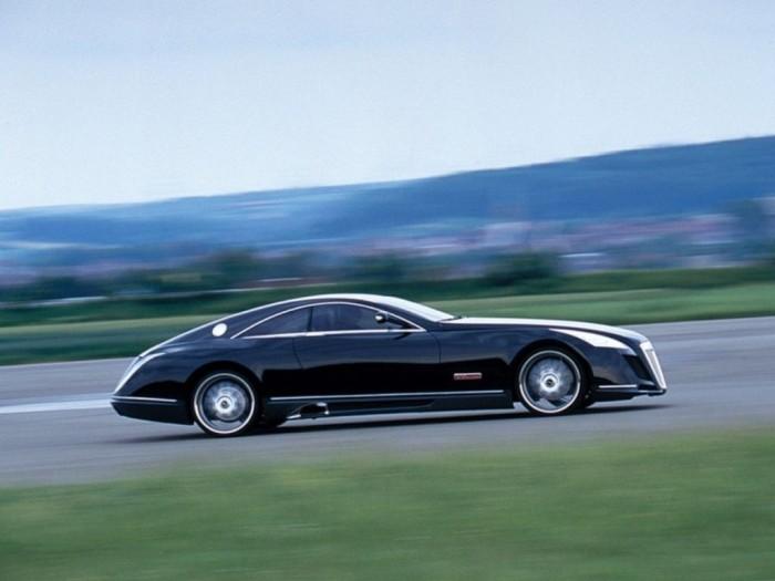 Такой Mercedes-Benz Maybach Exelero себе позволят даже не все богачи.