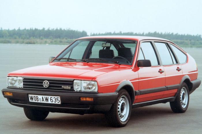 Невероятно популярный  Volkswagen Passat.