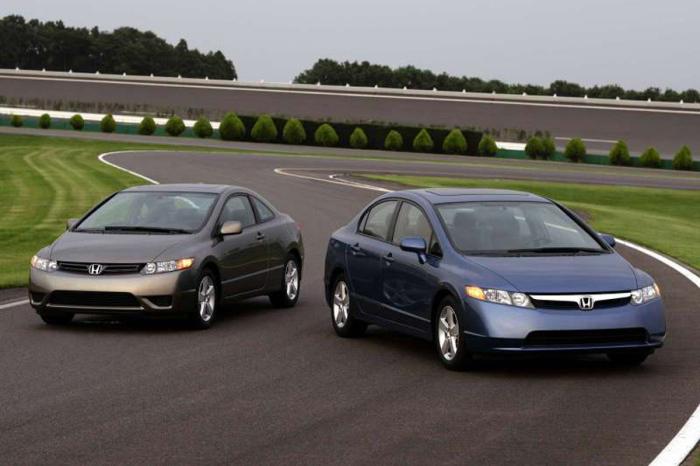 Добротный Honda Civic найдет чем удивить.