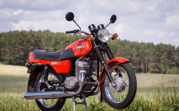 Самый любимый мотоцикл в СССР.
