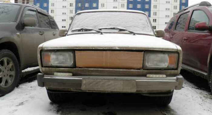 Беда только в том, что двигатель не остывает так сильно. /Фото: drive2.ru.