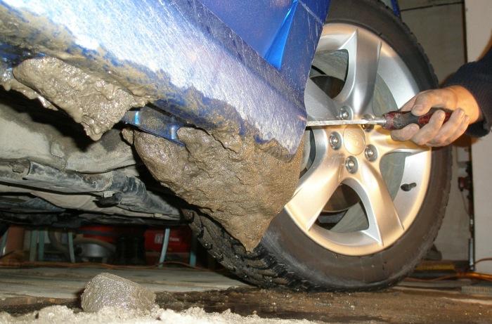 Это сильно вредит машине. Фото: drive2.ru.