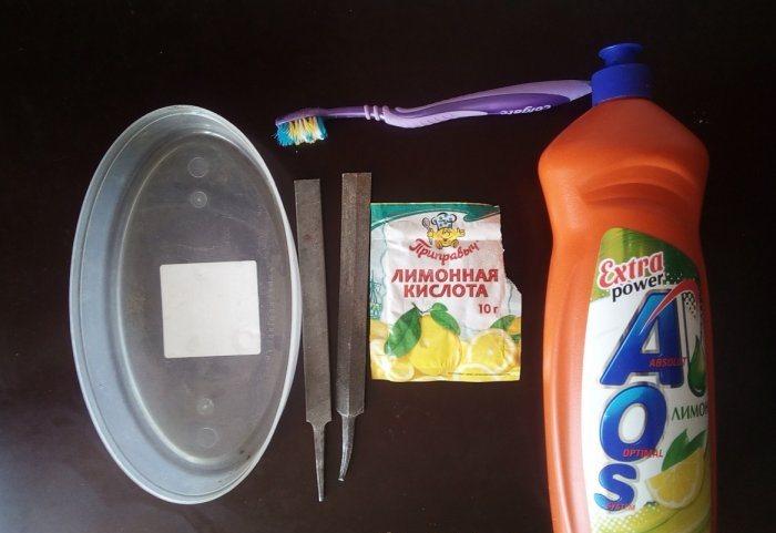 Необходимые вещи. /Фото: sdelaysam-svoimirukami.ru.