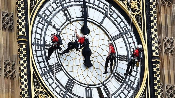 Часы регулярно обслуживают. /Фото: mtvuutiset.fi.