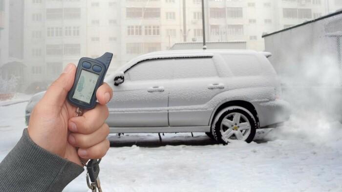 На холостом ходу не прогреешь. /Фото: balashiha-auto.ru.