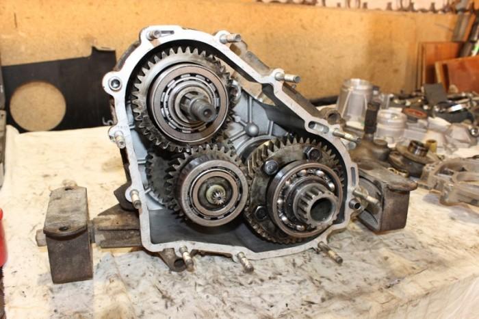 Существуют другие способы прекращения сцепления колес и двигателя. /Фото: drive2.com.