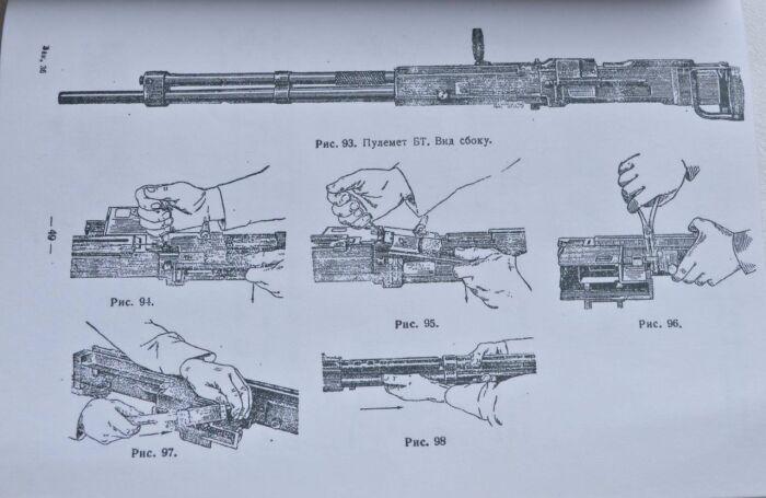 Разработан пулемет был в 1938 году. /Фото: allzip.org.