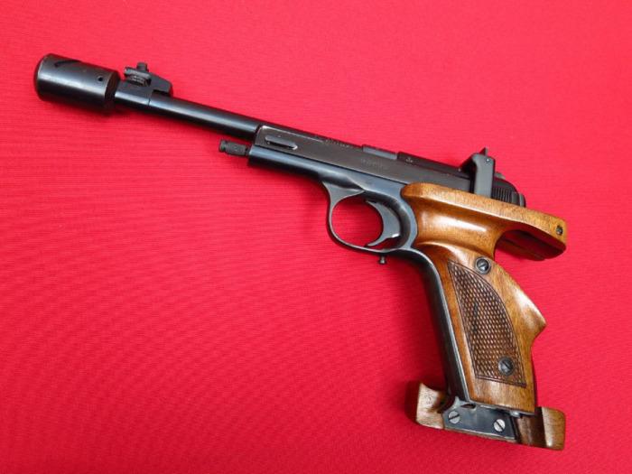 Очень красивый пистолет. /Фото: war-time.ru.