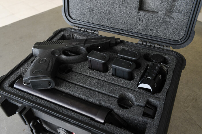 Пистолет для специальных структур. /Фото: tvzvezda.ru.