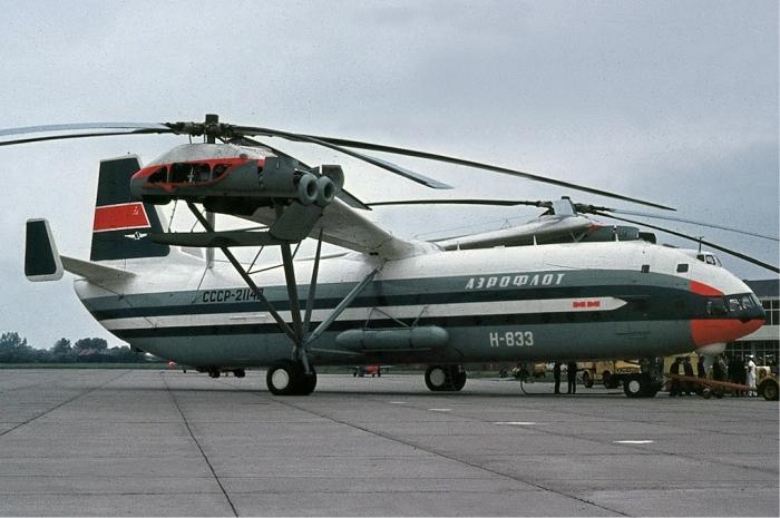 7 вертолетов, каждый из которых способен изменить представление о воздушном транспорте