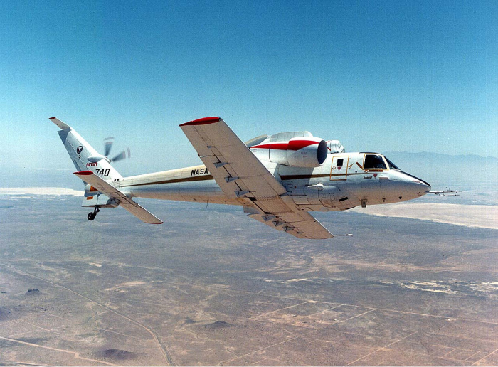Могла получиться отличная машина на базе Sikorsky S-72.