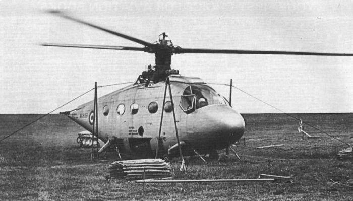 Британский Percival P.74 назвали вертолетом Фантомаса.