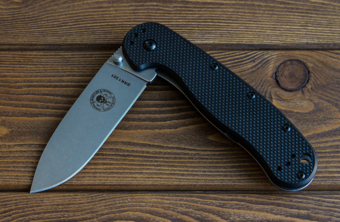 Складной нож для хозяйства. /Фото: x-gear.com.ua.