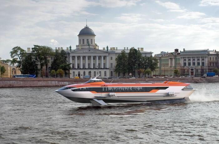 Новое судно выглядит отлично. /Фото: yaplakal.com.