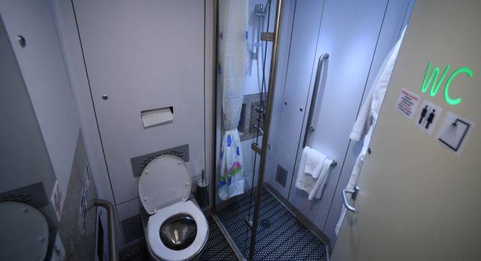 Нормальный такой душ. ¦Фото: sputniknews.ru.