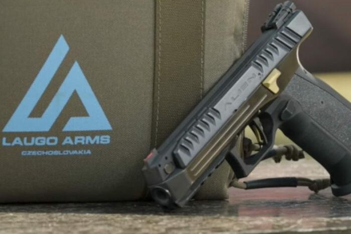 Серьезный пистолет. /Фото: recoilweb.com.