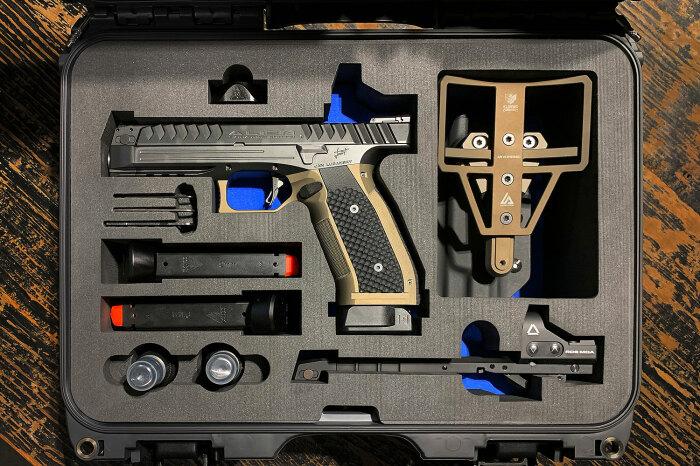 Хороший пистолет. /Фото: lancer-systems.com.