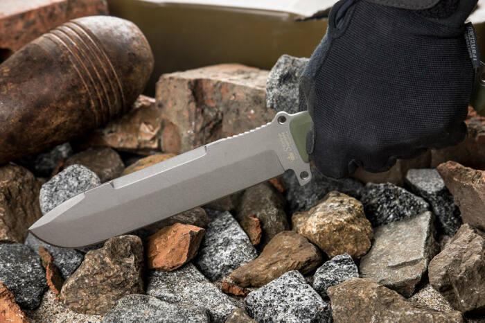 Ножи для выживания существуют. /Фото: turzona.by.