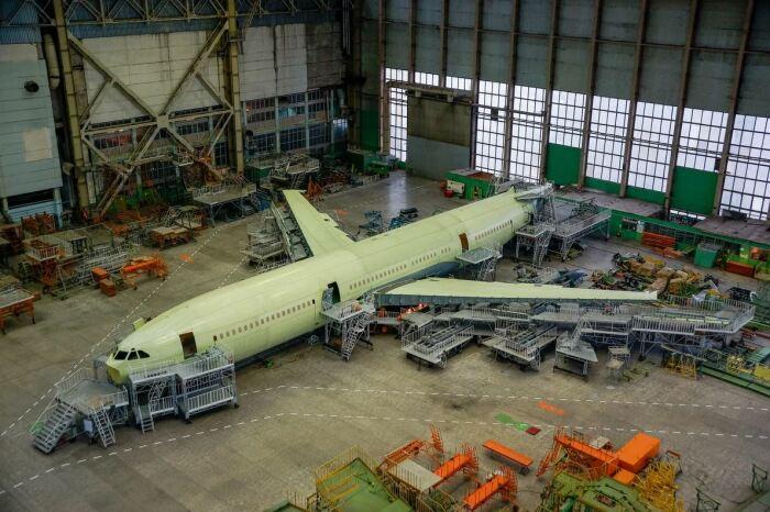 Самолет сейчас создается. /Фото: sdelanounas.ru.