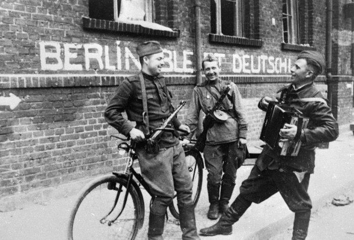 После 1945 года водку больше не выдавали. /Фото: fotostrana.ru.