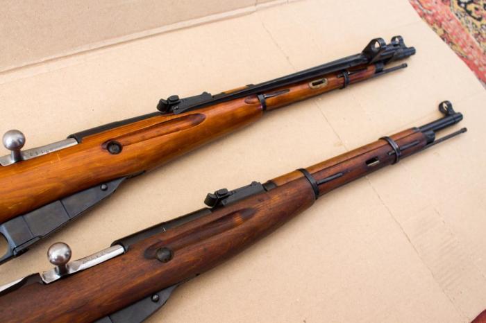 Старая-добрая винтовка. /Фото: livinghistory.ru.