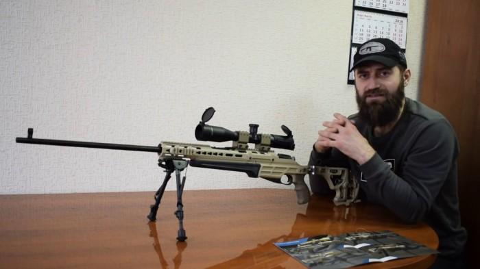 Тюнинг винтовки Мосина - вообще вещь популярная. /Фото: youtube.com.