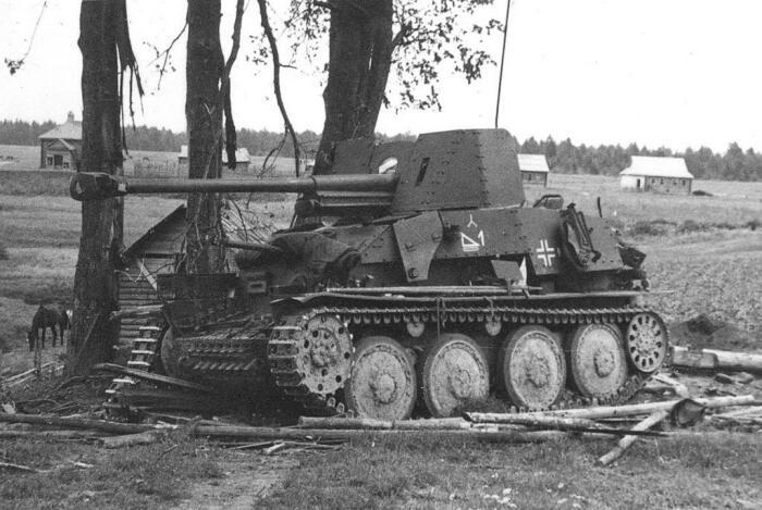 Идея САУ родилась еще до Второй мировой войны. /Фото: dishmodels.ru.