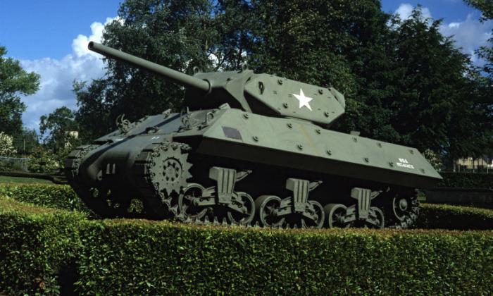 Собственные охотники на танки были и в другие в странах. /Фото: goodfon.ru.