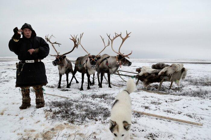 Однако, такая одежда не подходит для активной работы. /Фото: nat-geo.ru.