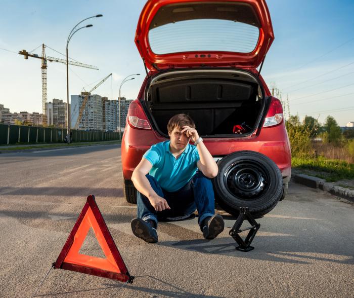 Однако, есть понятие вынужденной остановки. /Фото: bigmir.net.