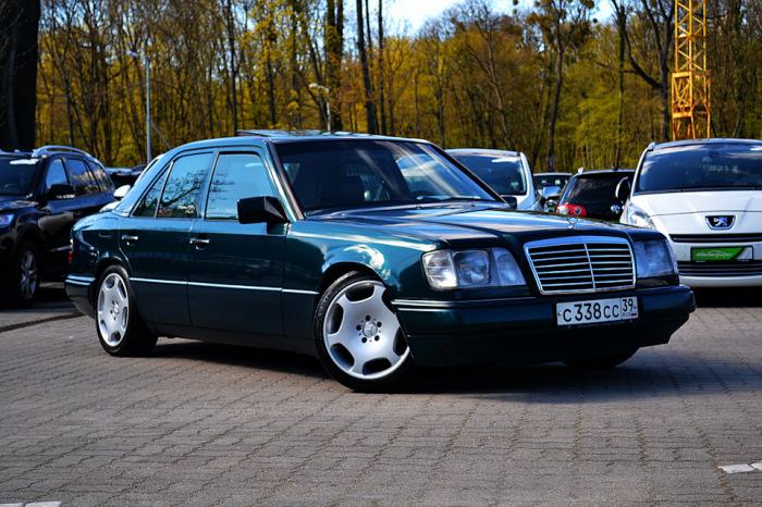 Популярный автомобиль. /Фото: drive2.com.