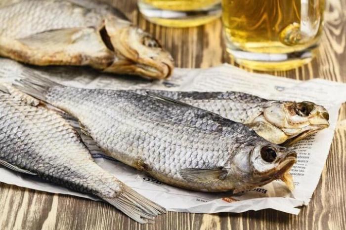 Почти не ели сушеную рыбу. /Фото: пораотдохнуть.рф.