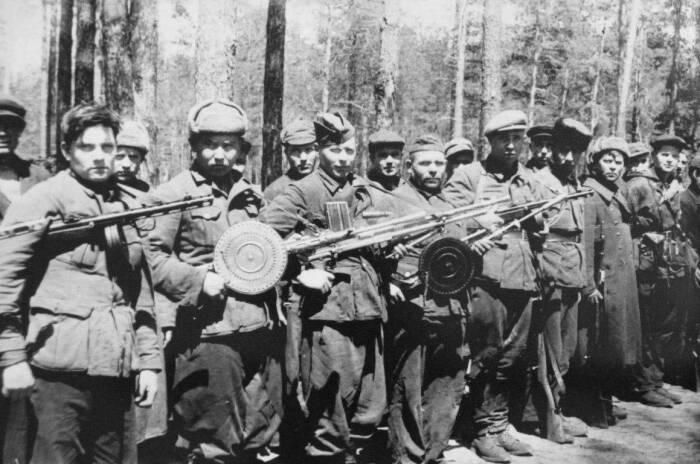В СССР рейх прочувствовал, что такое настоящая партизанская война. /Фото: topwar.ru.