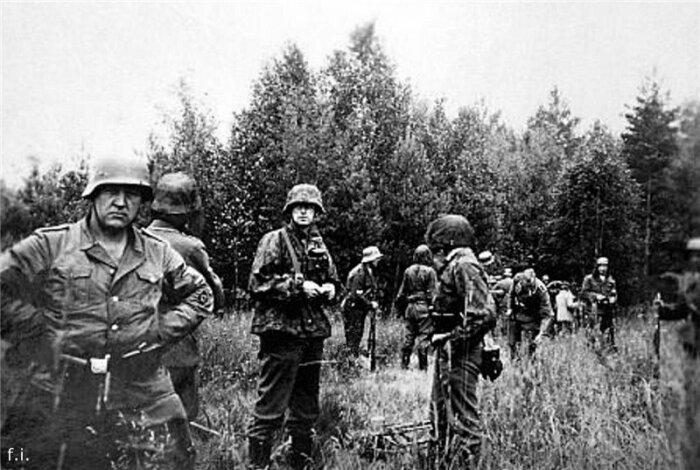 Немцы готовились к партизанской войне. /Фото: cont.ws.